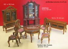 meuble de poupée vintage, lot