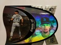 1997 UD SPx Silver Jay Buhner Seattle Mariners    SPX44  A733