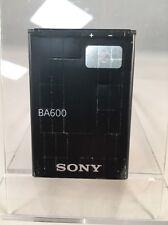 Sony Ericsson BA600 Original Genuine Battery - XPERIA U S ST25 ST25i LT26i