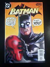 BATMAN #638 RED HOOD REVEALED JASON TODD 2005
