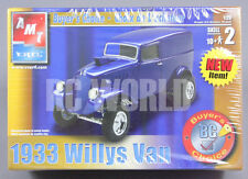 AMT 1933 WILLYS VAN HOD ROD 1/25 Model Kit SEALED #B