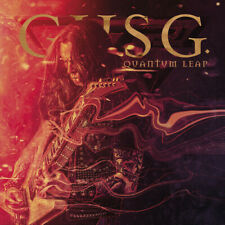 Gus G. *Quantum Leap *Brand New Factory Sealed Cd