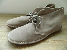 J CREW Classic Suede MacAlister Boots 10 $148 anchor grey shoes new