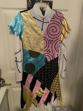 NWOT Disney Store Sally Costume Adult Size Small From Nightmare Before Christmas