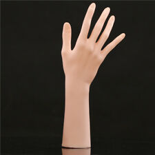 new Female Right Hand Mannequin Jewelry Watch Gloves Display Stand Holder Model