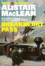 Heartbreak Pass -Alistair MacLean Audio Book MP 3 CD Unabridged