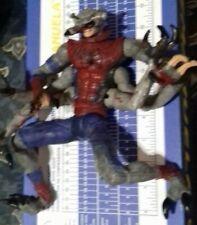 1 FIGURE SUPEREROI MARVEL COMICS-MOSTRO L'UOMO RAGNO MONSTERS SPIDER MAN legends
