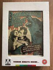 FANTASTIC FACTORY COLLECTION  | Cult Horror Films Arrow Video ~ Rare UK DVD Box
