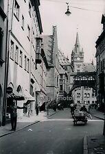 NUREMBERG c. 1935 - Rue Animée Allemagne - DIV1569