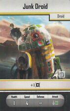 Star Wars Imperial Assault Alt Art Promo -  Junk Droid
