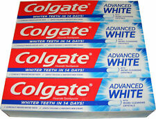 Colgate  Advanced White toothpaste  x 8 tubes