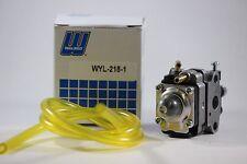 WYL-218-1 WALBRO GENUINE CARBURETOR FOR MAKITA BLOWER WITH FUEL LINE!