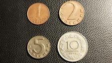 Österreich Münzen Umlaufmünzen 1 2 5 10 Groschen 1929-1938