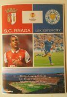 SC BRAGA v LEICESTER CITY - EUROPA LEAGUE - 26/11/2020