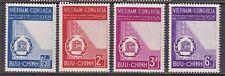 Viet Nam Scott 92-95 XF MNH 1958 UNESCO Set