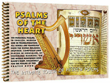 Psalms of the Heart-the Intimate Touch of Hebrew Psalms- Spiral Bound with CD