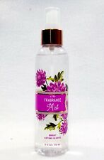 1 Bath & Body Works BRIGHT AUTUMN BLOOMS Fine Fragrance Body Mist Spray