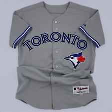 Majestic Toronto Blue Jays Troy Tulowitzki Authentic 2015 Road Jersey