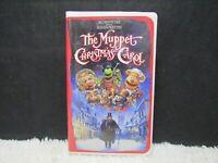1993 The Muppet Christmas Carol, Walt Disney, Clamshell Case, VHS Tape