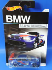 Mattel Hot Wheels / BMW Motorsport / Auswahl an Cars