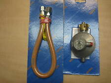 Gasschlauch 40 cm und Gasdruckregler 30 mbar im Set +++ NEU + OVP +++