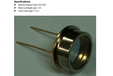HS114BM, Silicon Photodiode for Visible Wavelength Spectrophotometry 300-1100 nm