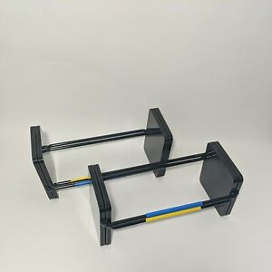 PowerBlock Elite EXP Stage 2 Dumbbell Expansion Kit (50-70lbs) Set of Two - New