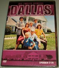 DALLAS DVD Die zweite Staffel Episoden 17-20 Fernsehserie Neu Originalverpackt