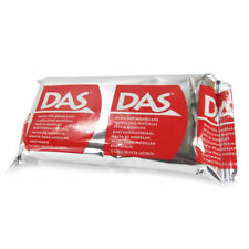 DAS White Air Drying Dry Craft Modelling Clay Pack