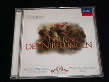 DER RING DES NIBELUNG<>SIR GEORG SOLTI<>PROMO CD~LONDON (DECCA) 7279