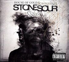 The House of Gold & Bones, Pt. 1 [PA] [Digipak] by Stone Sour (CD, Oct-2012,...