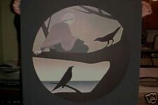 """WILL BARNET """"CIRCE 1 DELUXE""""  EDITION OF 30 SIGNED"""
