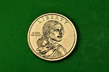 2017-D  BU Mint State (Sacagawea/Native American) US One Dollar Coin