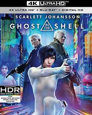 Ghost in the Shell (4K Ultra HD)(UHD)(Atmos)
