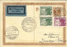 Graf ZEPPELIN-AUSTRIA FLIGHT 1931-RETURN-AUSTRIA DISPATCH-FLUGFELD