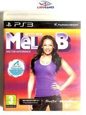 Get Fit With Mel B PS3 Playstation Nuevo Precintado Retro Sealed New PAL/SPA