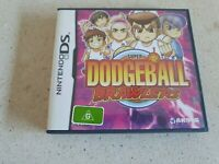 Super Dodgeball Brawlers Nintendo DS