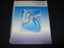 Quinton Q-TEL Telemetry System Service Manual, OEM