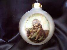 1986 Hallmark Ornament, Granddaughter Grows Dearer, Vintage, Cute!