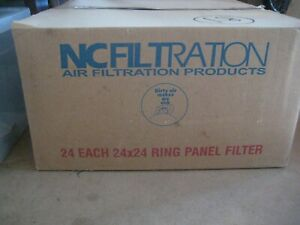 """24"""" x 24"""" Secondary Filters for Negative Air Machine"""