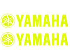 Yamaha Premium Aufkleber Set /  / Yamaha Premium Sticker Set (Gelb NEON)