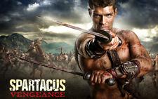 SPARTACUS - Vengeance: THE COMPLETE SECOND SERIES (DVD-2012,4-Disc) Region 2****