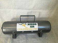 Air Recicver 25 Litre 1 x Inlet and 4 x Outlets Portable Painted Tank