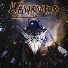 Hawkwind  - Live 1982(180g LTD. Coloured Vinyl 2LP), 2009 Let Them Eat Vinyl
