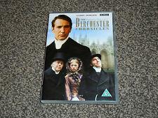 THE BARCHESTER CHRONICLES : ALAN RICKMAN BBC DVD BOX SET IN VGC (FREE UK P&P)