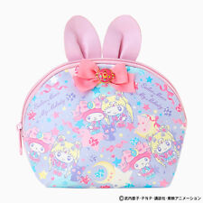 sanrio Sailor Moon My Melody collaboration pouch  From Japan