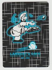 ( 1 ) Single Swap Playing Card LAMBERT'S CAFE Sikeston MO Ozark MO Foley Al