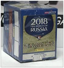 2018 Panini FIFA World Cup Russia Sticker (50ct) Box