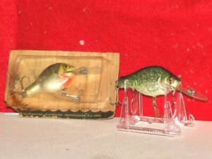 TWO BAGLEY  FISHING LURES