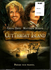 Cutthroat Island DVD, NEW Sealed